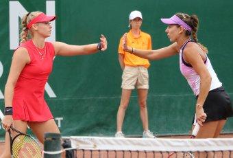 Román-magyar kettős nyerte a budapesti WTA-torna páros versenyét