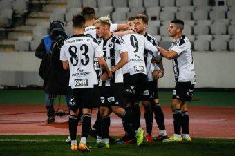 A másodosztályú erdélyi csapat kiütötte az élvonalbelit