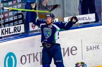 Az NHL-t megjárt csatárt igazolt a Csíkszeredai Sportklub