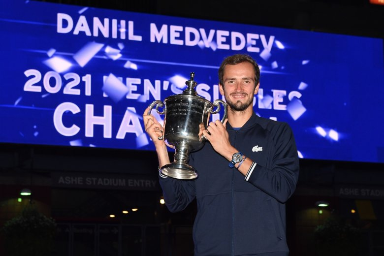 Medvegyev első GS-trófeáját nyerte New Yorkban