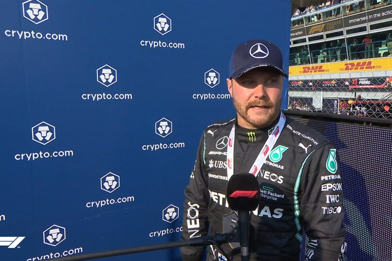 Olasz Nagydíj: Bottas nyerte a sprintfutamot, de Verstappené a pole pozíció