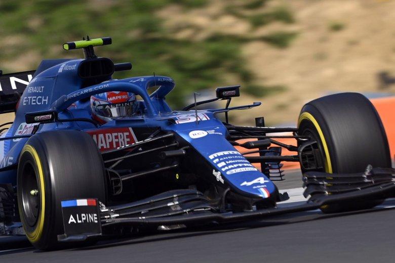 Élete első F1-versenyét nyerte meg a Hungaroringen