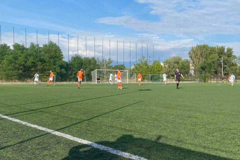 Elrajtolt a Hargita megyei labdarúgó 4. Liga