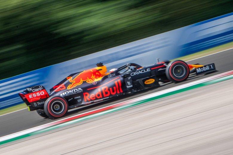 Holland Nagydíj: Verstappen indul az élről a hazai versenyen