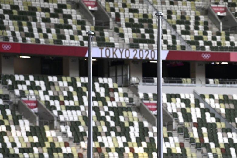 Digitális hangulat lesz az üres olimpiai versenyhelyszíneken