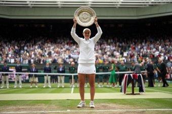 A világelső lett Wimbledon női bajnoka