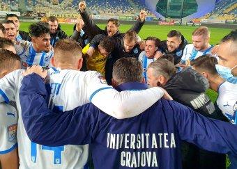 Mindkét craiovai csapat győzött az 1. Ligában