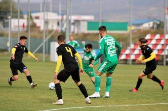 Büntetők, négy gól és egy piros lap: behúzta az edzőmeccset a Sepsi OSK