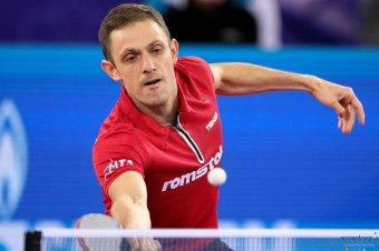 A negyeddöntőbe jutásért játszanak a magyar és a román asztaliteniszezők