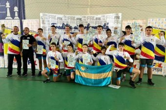 Újra a székelyföldi birkózók nyerték az országos kadetbajnokságot