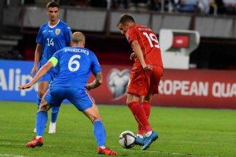 Döntetlen, ami a román válogatottnak kedvez