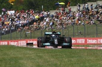 Török Nagydíj: Bottas nyert, ismét Verstappen az élen