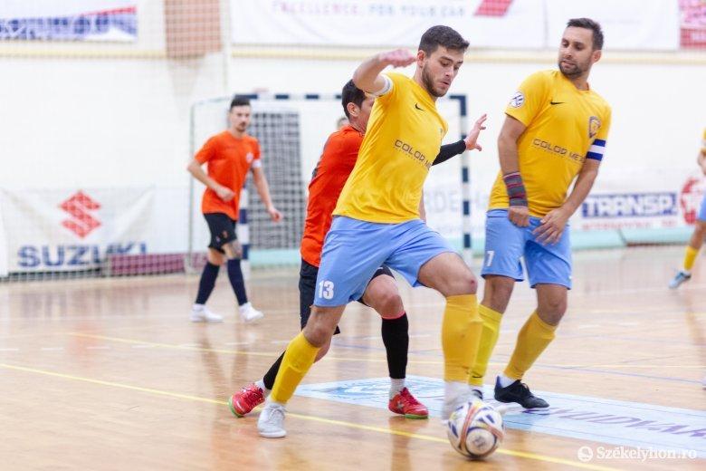 Az FK Székelyudvarhely belőtte magát a négyesdöntőbe