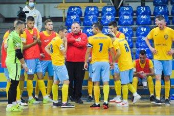 Hat székelyföldi csapat a futsal Román Kupa nyolcaddöntőjében