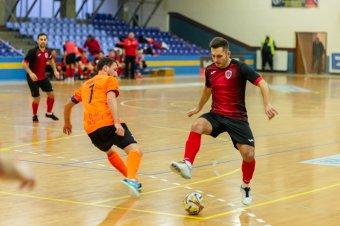 Elkerülték egymást a székely csapatok a futsal Román Kupa elődöntőjében