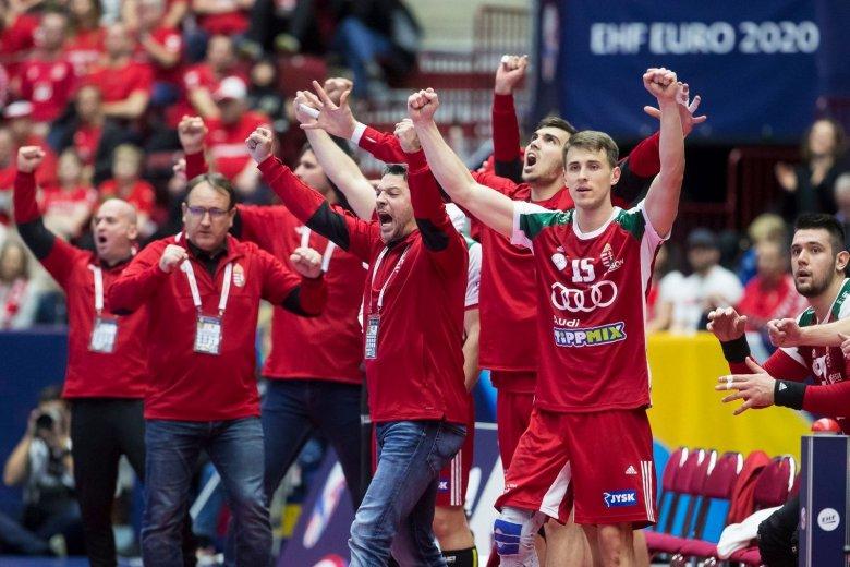 Négyes döntőben a Veszprém, Eb-re és vébére jutottak a magyar kéziválogatottak