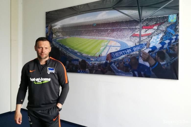 Újra Dárdai Pál lett a Hertha vezetőedzője
