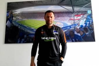 Megmentette a csapatot a kieséstől, folytatja a munkát a Hertha Berlinnél Dárdai Pál