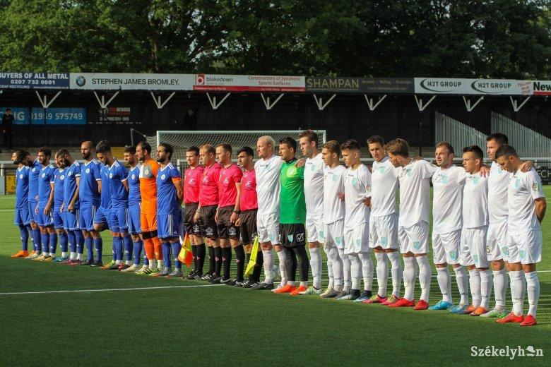 Két magyar csapat a legjobb négy között a CONIFA-vébén