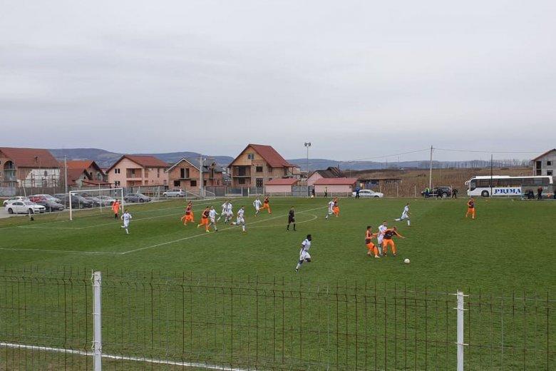 SZFC: már az első félidőben eldőlt a Sellenberk elleni meccs