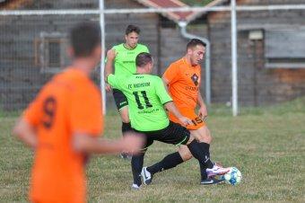 Négy meccs a Hargita megyei focibajnokság nyitányán