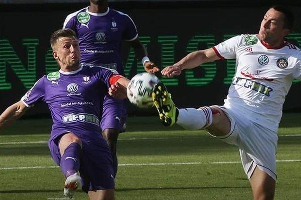 A volt ASA-játékos góljával nyert a Kisvárda