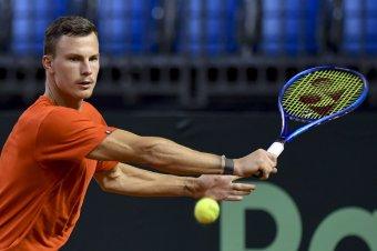 Fucsovics visszalépett az olimpiai tenisztornától