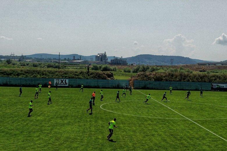 Nyárádtővel hangolt a Székelyudvarhelyi FC