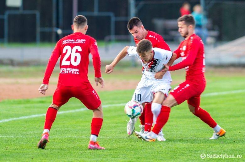 Brassóban megtartaná első helyét a Székelyudvarhelyi FC