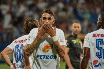 Félpályás gólt is rúgott a Farul a Dinamónak – videókkal