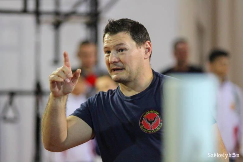 Madár: a boksz rengeteget tanít