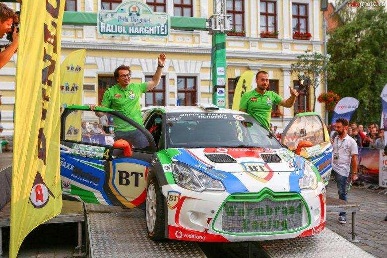 Rajthoz áll az Európa-bajnokságon az országos ralibajnok