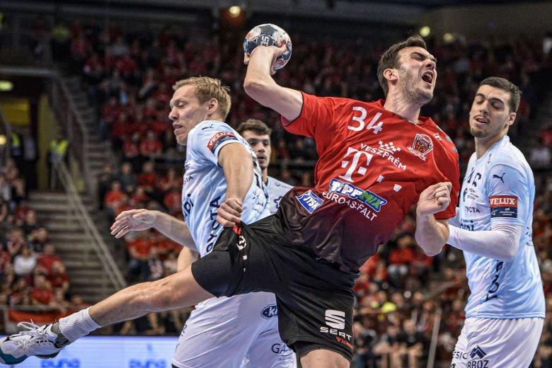 Négyes döntőben a Veszprém és a Győr?