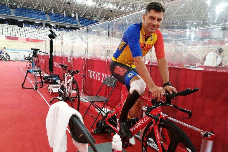 Novák Eduárd sportminiszter a szerencseszámát jelentő 11. hellyel kezdett a tokiói paralimpián