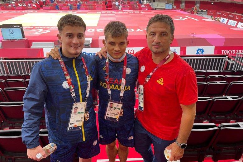 Paralimpiai játékok: bronzérmes a dzsúdós Alexandru Bologa