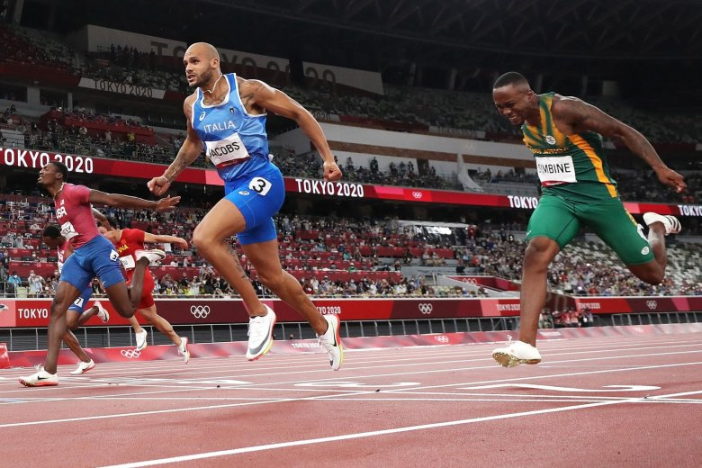 Ez nem semmi: olasz aranyérem a 100 méteres síkfutásban – videóval