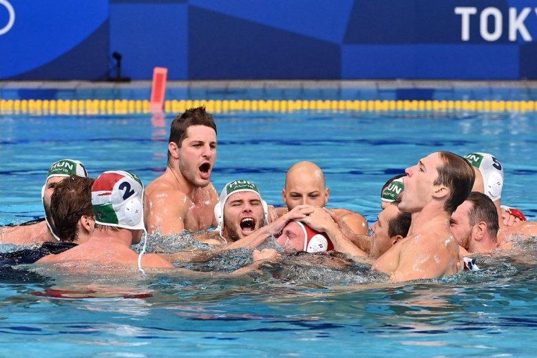 Legyőzte a spanyolokat, bronzérmes a férfi vízilabda-válogatott