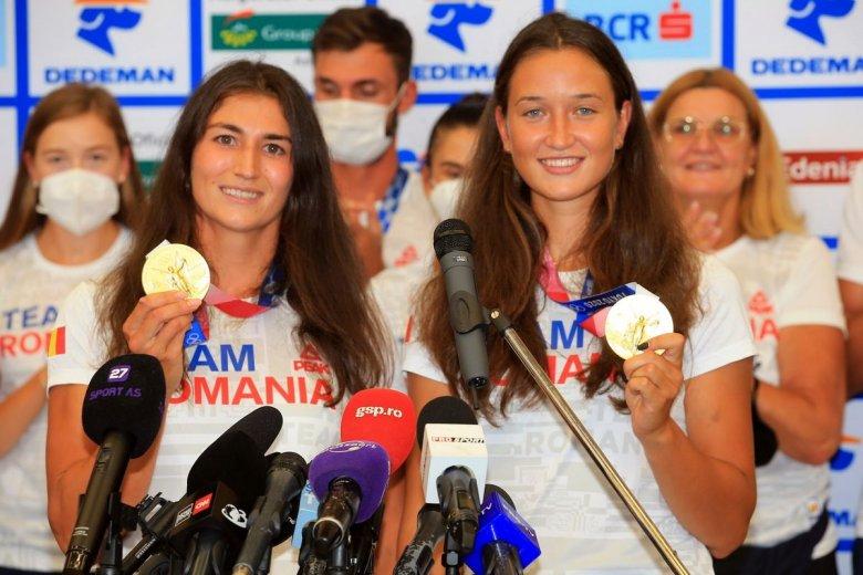 Egy arannyal és három ezüsttel zárta az olimpiát a romániai küldöttség