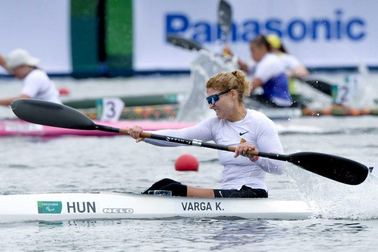 Paralimpia 2020: bronzérmes a kajakos Varga Katalin