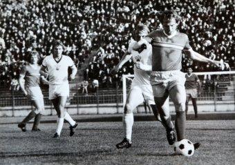 Vígh József: nagyon szerettem focizni