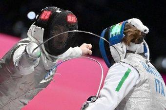 Bravúr kellett volna, nem jutott elődöntőbe a magyar női tőrcsapat