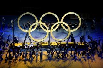 Hamisítatlan japán hangulat a tokiói olimpia zárt kapus ünnepélyes megnyitóján