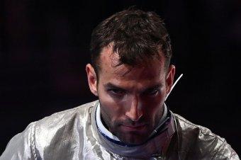Szilágyi Áron harmadik olimpiai bajnoki címe videón