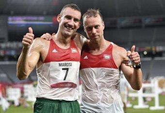 Marosi és Muszukajev is pontszerző helyen zárt az olimpián