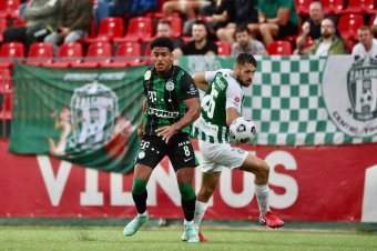 Idegenben is nyert, magabiztosan jutott tovább a Ferencváros a BL-ben