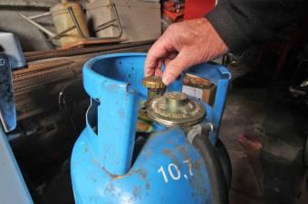 Felrobbant egy gázpalack a Hargita megyei Csaracsón