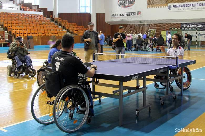 A sporton keresztül segítik a fogyatékkal élők integrációját