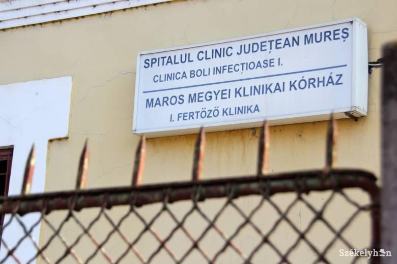 Kórházépületet ürítenek ki, hogy szükség esetén több fertőzöttet tudjanak ellátni
