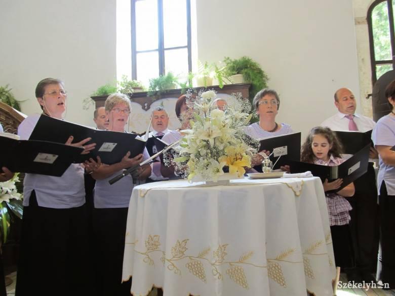 Pezsgő gyülekezeti élet Gernyeszegen