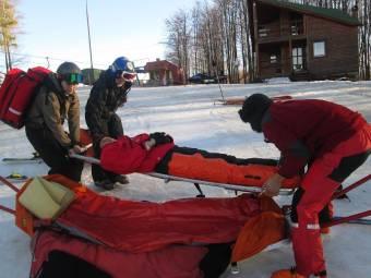 Ünnepi mentőakciók – 39 esetben riasztották karácsony első napján a hegyimentőket a bajba jutott turistákhoz